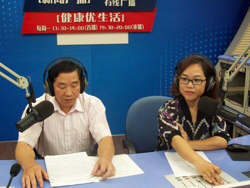 市中医院骨伤科主任张永良谈骨质疏松症(2014-10-20)