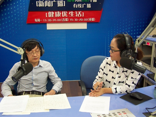 市二院泌尿外科主任孙利国谈前列腺炎(2014-10-27)