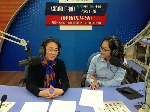市中医院首席中医师熊秀萍谈从营养学的角度来让我们吃出健康(2014-12-29)