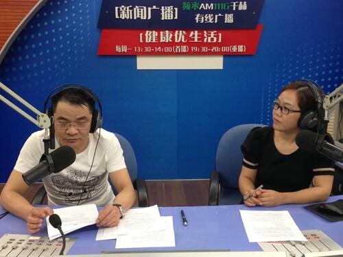 市一院薛峰为大家讲解颈椎病及腰椎间盘突出的治疗与预防(2014-07-21)