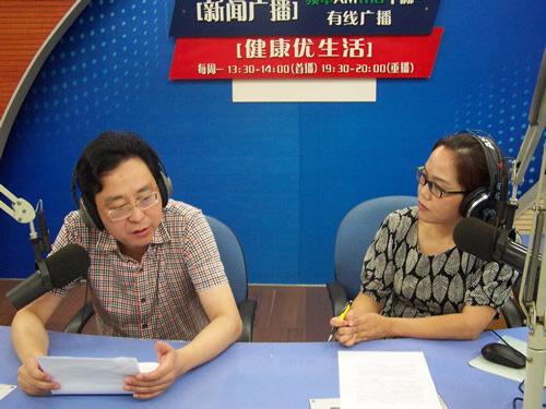 市一院副主任医师赵奔英与你一起关注肺癌(2014-08-04)