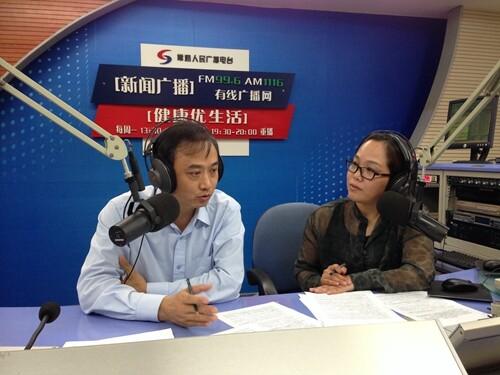 常熟市第五人民医院副院长周文军谈社区慢病管理(2015-10-19)