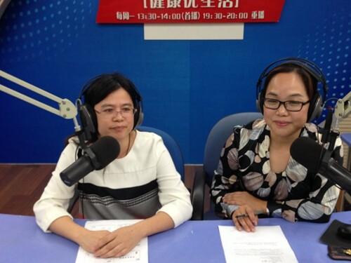 市中医院妇产科主治医师沈丽芳谈孕期营养指导(2015-10-26)