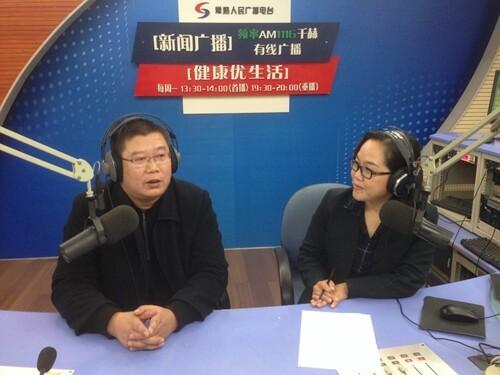 第一人民医院呼吸内科主任盛泽波谈慢性咳嗽的防治(2015-01-12)