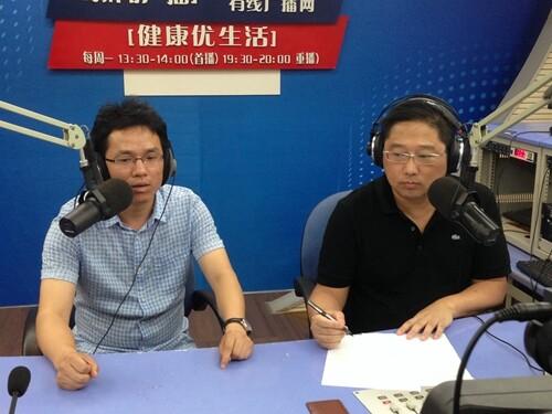 市二院康复医学科主任、副主任医师沈玄霖谈康复治疗(2015-07-20)