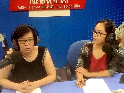 市五院副主任中医师陈清华谈中医中药在肺癌、乳腺癌治疗中的运用(2015-07-06)