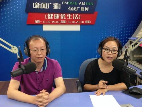 市一院烧伤整形科主任、副主任医师张琦谈烧烫伤的处置(2015-08-17)