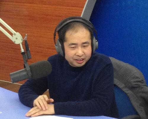市中医院心内科主任沈秋生,介绍心血管病危险信号(2016-03-07)