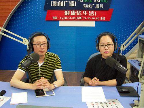 市新区医院副主任医师冯庆国谈手足口病的防治(2016-05-23)