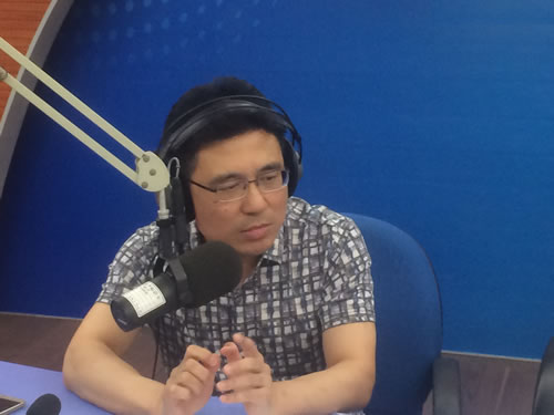 市二院胸外甲乳科主任顾剑峰介绍气胸的问题(2016-08-29)