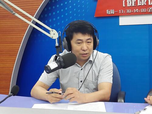 市中医院主任医师周剑峰谈孩子喂养(2016-09-12)