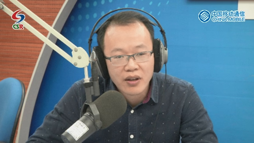 市疾控中心徐里强讲解艾滋病的预防知识(2017-02-14)