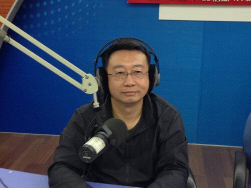 市五院血液内科副主任医师张清峰走进直播室(2017-09-11)