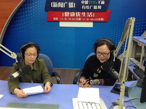 市二院内分泌风湿免疫科副主任孔颖宏走进直播室(2017-11-13)