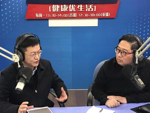 市二院李浩涛围绕脑血管病的预防专题解答(2017-12-04)