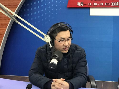 中医院吴卫明讲解糖尿病患者的生活及饮食健康(2018-01-08)