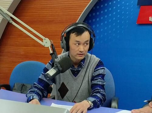 市一院放疗科主任金振军讲解放疗的基本知识(2018-02-05)