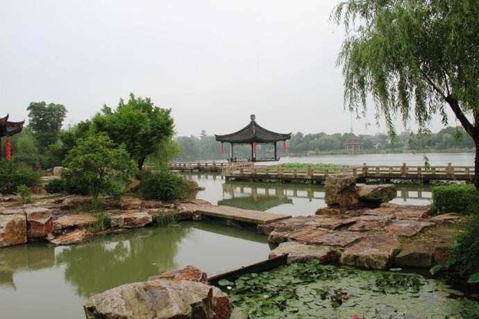 虞山尚湖旅游度假區