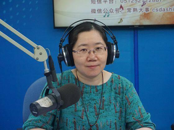 市中医院妇产科主任蔡奚梅讲解产检方面的知识(2019-06-03)