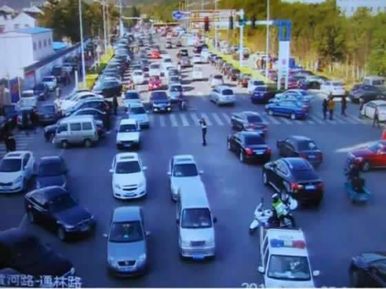 【交警发布】2020年春节香汛期间交通管制公告