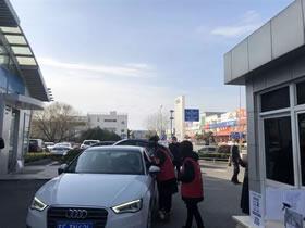 【直击】常熟汽车市场4S店陆续复工