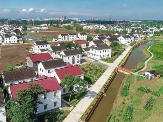 今年目标 ▓▓░ 90%  常熟农村生活污水治理见成效!